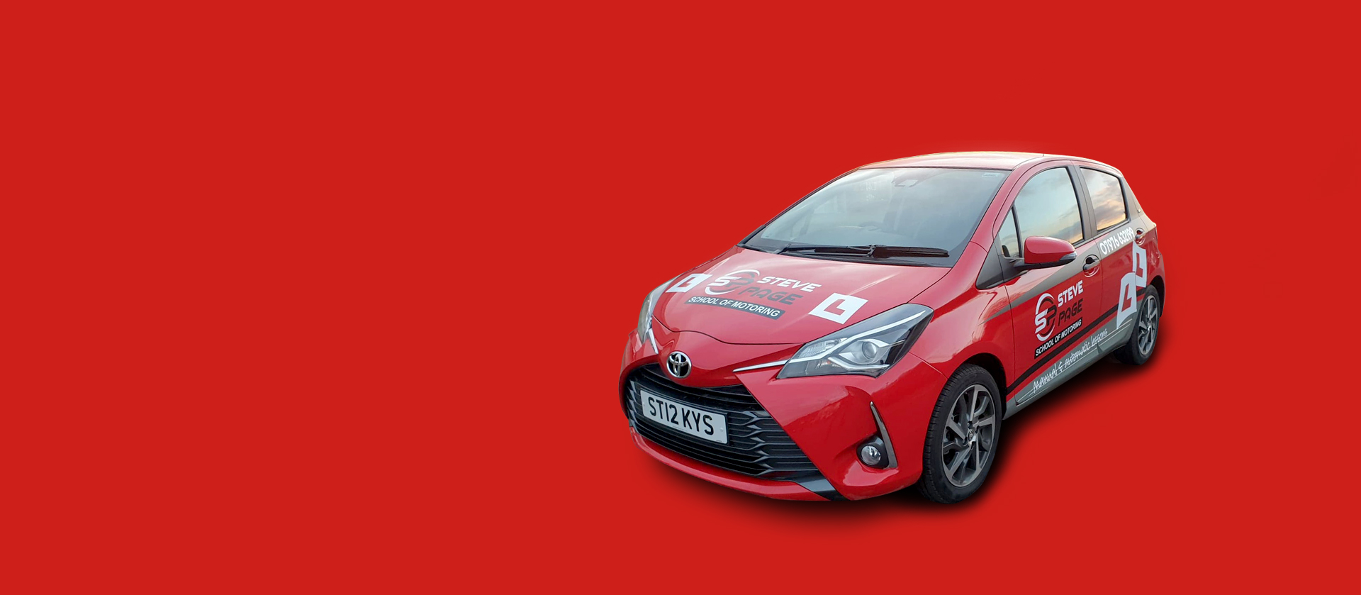 Your Perfect Choice For <br> Driving Lessons